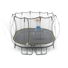 Large Square Trampoline S113